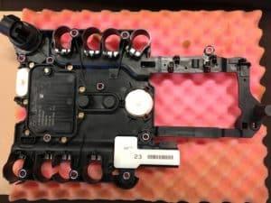 gearkasse renovering